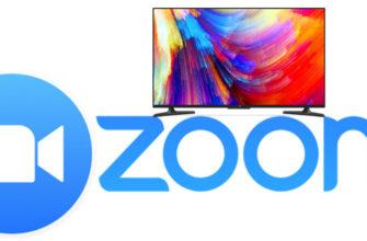 zoom для телевизора